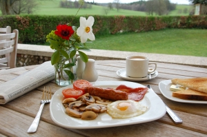 West Dean Weekend Breakfasts