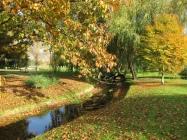 Autumn at West Dean Gardens