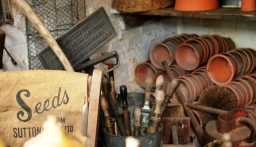 The Potting Shed, West Dean Gardens